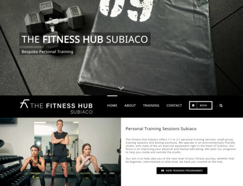 The Fitness Hub Subiaco